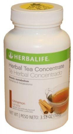 HERBALIFE Herbatka Rozpuszczalna Thermojetics 100g - cynamonowy smak