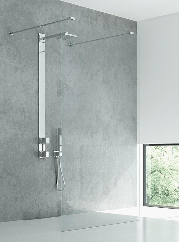 New Trendy New Modus kabina Walk-In 100x200 cm przejrzyste EXK-0035 ___ZAPYTAJ O RABAT!!___