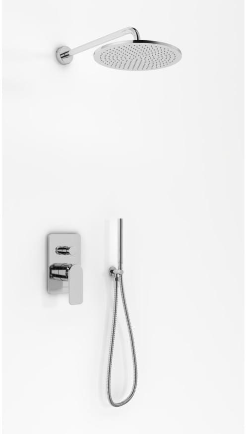 Kohlman zestaw prysznicowy QW210WR25 Wexpo chrom