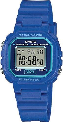 Zegarek Casio LA-20WH-2AEF - CENA DO NEGOCJACJI - DOSTAWA DHL GRATIS, KUPUJ BEZ RYZYKA - 100 dni na zwrot, możliwość wygrawerowania dowolnego tekstu.