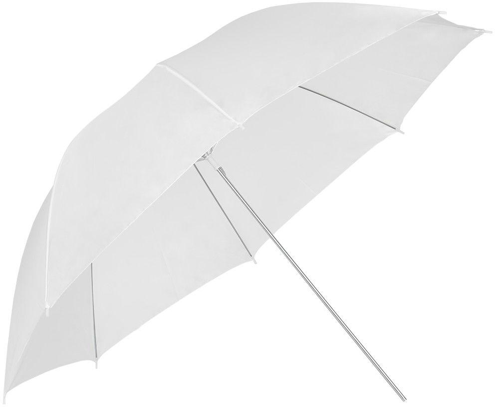 Parasolka transparentna biała GlareOne 110cm