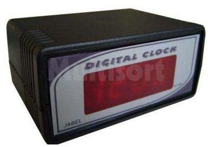 Zegar cyfrowy z budzikiem (do montażu)