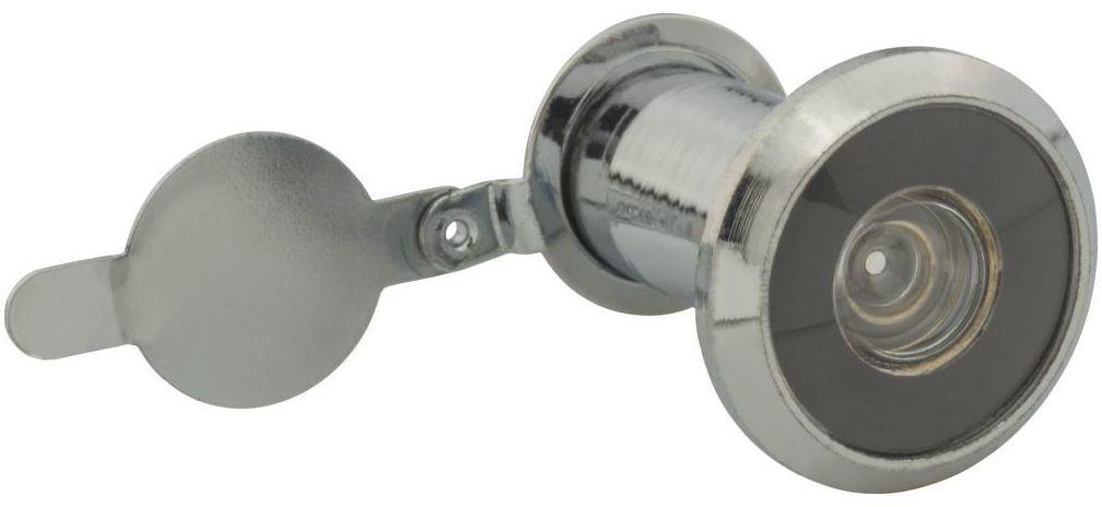 Wizjer do drzwi regulowany 35 - 60 mm Chrom