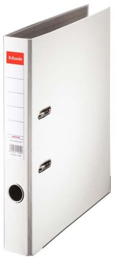 Segregator Esselte ekonomiczny A4/50 mm - biały (81190)