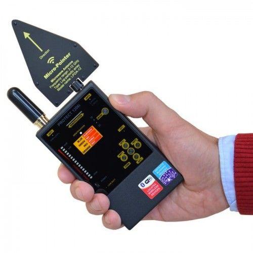 Wykrywacz Protect 1206i - GPS, WIFI, GSM, Bluetooth