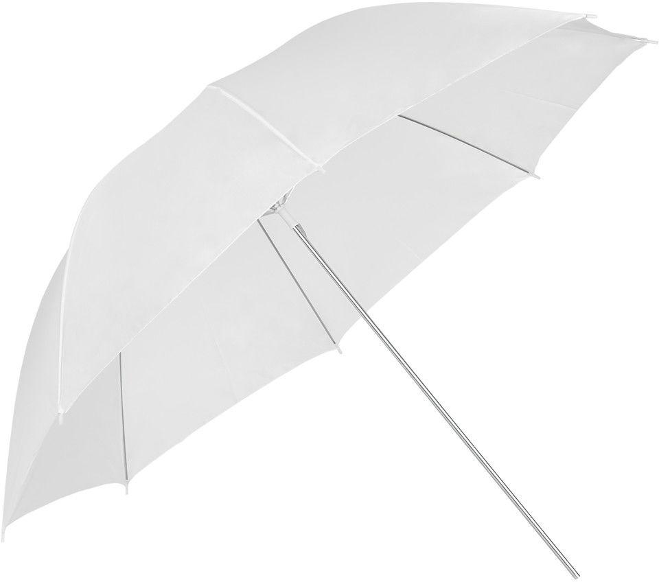 Parasolka transparentna biała GlareOne 90cm