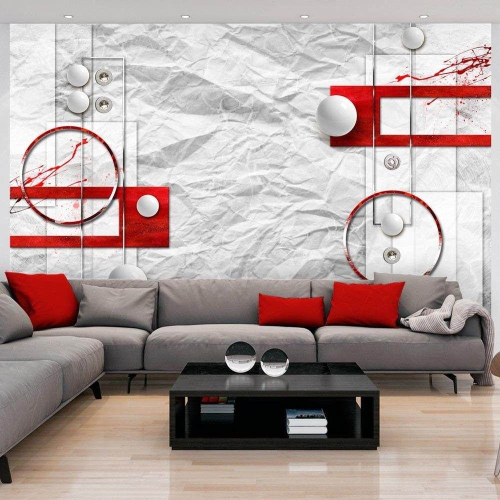Fototapeta - papierowa abstrakcja
