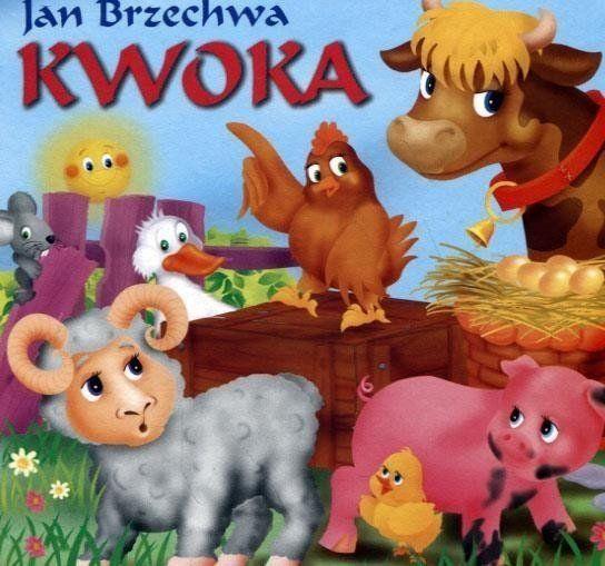 Klasyka wierszyka- Kwoka. LIWONA - Jan Brzechwa