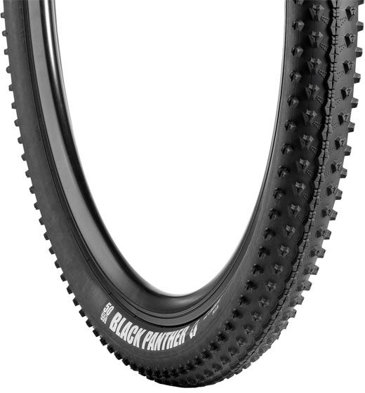 VREDESTEIN BLACK PANTHER SUPERLITE Opona rowerowa mtb 29x2.20 (55-622) TPI120 530g zwijana czarna VRD-29221,8714692323089