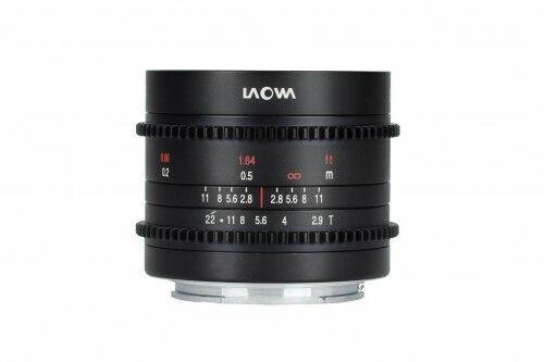 Obiektyw Venus Optics Laowa 9 mm T2,9 Zero-D Cine do Fuji X