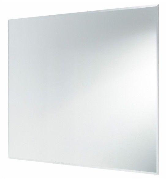 Lustro prostokątne Cooke&Lewis Ferryside 100 x 80 cm fazowane
