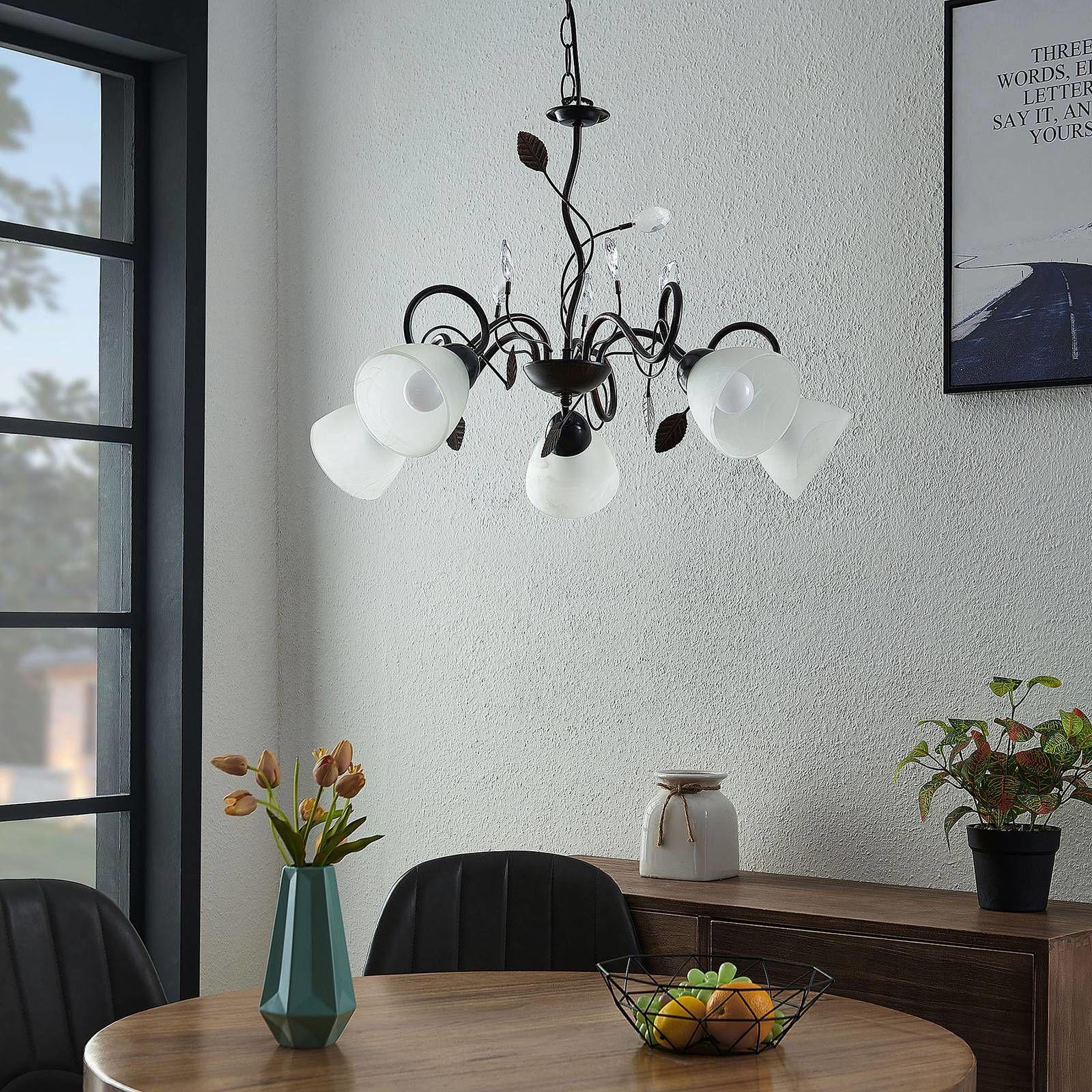 Lindby Noveli lampa wisząca