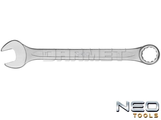 Klucz płasko-oczkowy - 17 x 210MM - NEO TOOLS (09-717)