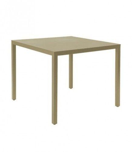 Stół Barcino 90x90 Sand 4 nogi Resol