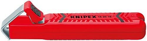 uniwersalny ściągacz izolacji, 4-16mm, Knipex [16 20 16 SB]