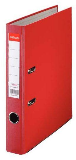 Segregator Esselte ekonomiczny A4/50 mm - czerwony (81193)