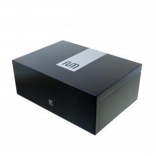 Fum-Box Large  pojemnik na susz - Czarny
