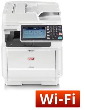 Urządzenie wielofunkcyjne MB562dnW - 45762122 ( WI-FI ) DARMOWA DOSTAWA / Szybkie płatności /