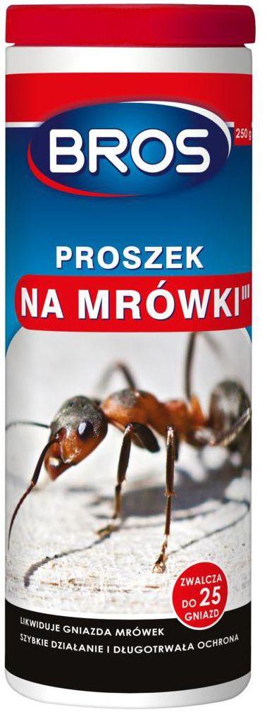 Środek na mrówki 250 g BROS