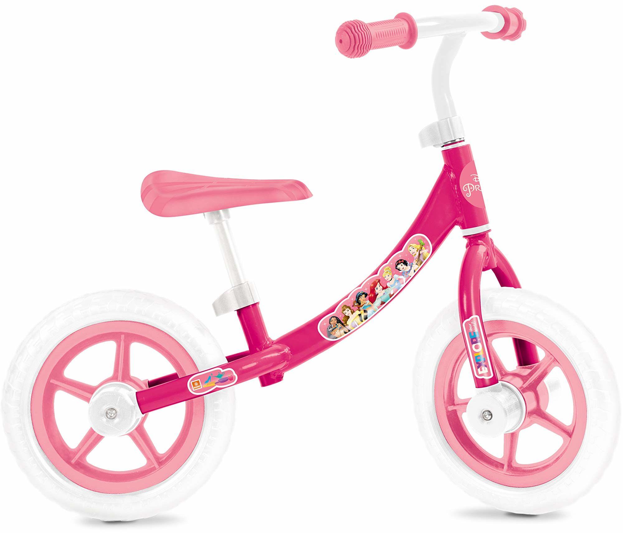 Mondo -28500 Princess Balance Bike, biało-różowa, 28500