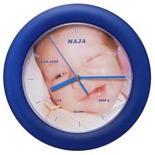 Zegar ścenny LOGO plastik kolor
