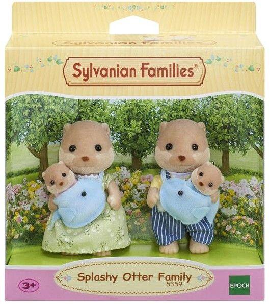 Sylvanian Families - Rodzina Wyder
