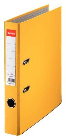 Segregator Esselte ekonomiczny A4/50 mm - żółty (81191)