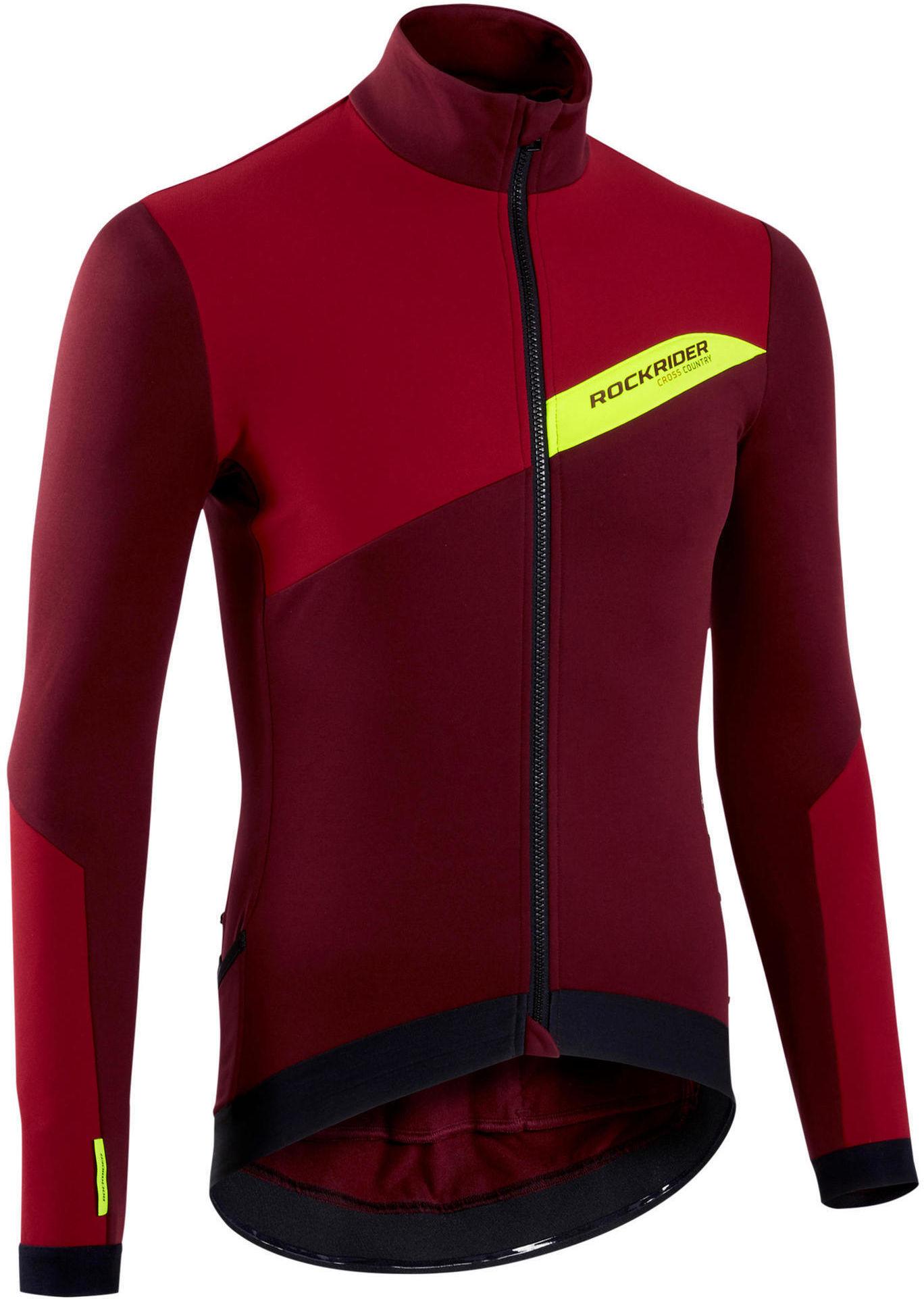 Koszulka Długi Rękaw Na Rower Xc Krój Pro Fit