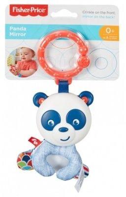 Fisher Price - Panda z lusterkiem DYF94 DYF90