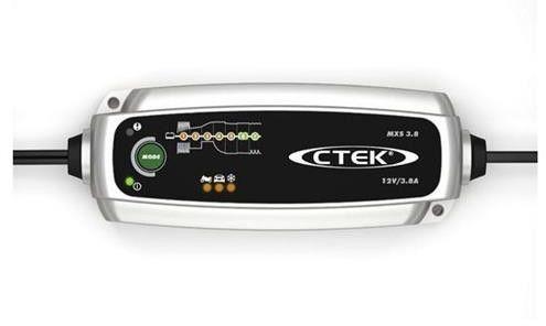 Prostownik ładowarka do akumulatora CTEK MXS 3.8 Darmowa dostawa