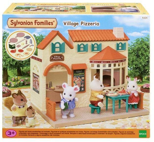 Sylvanian Families - Pizzeria z ceglanym piecem