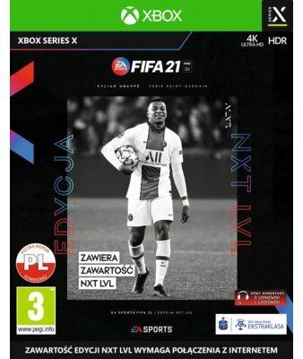 Gra Xbox Series FIFA 21 Edycja NXT LVL. > DARMOWA DOSTAWA ODBIÓR W 29 MIN DOGODNE RATY
