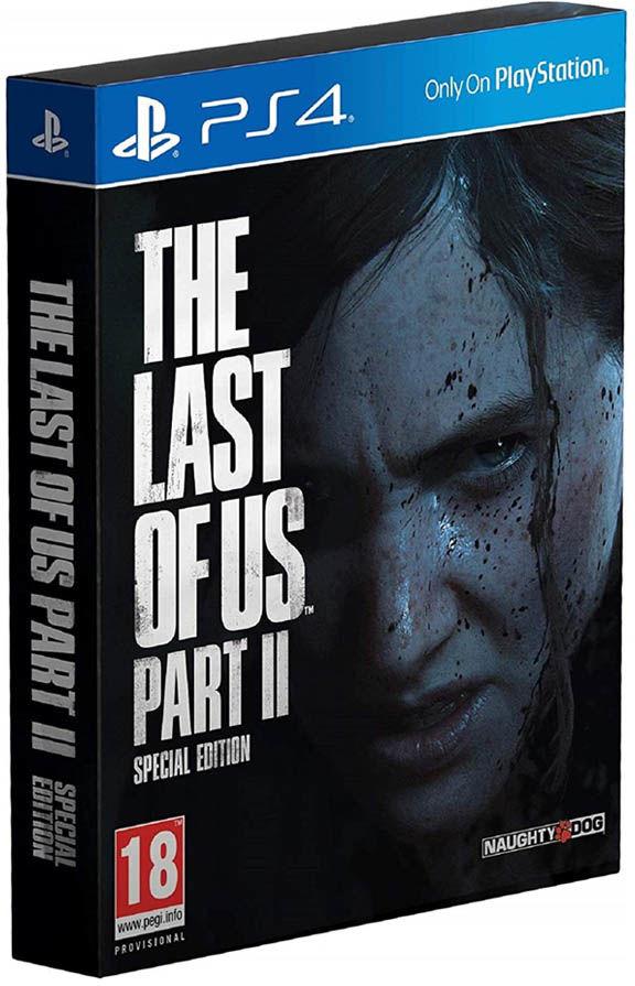 The Last Of Us Part II / 2 / Edycja Specjalna / Warszawa / 533 111 700