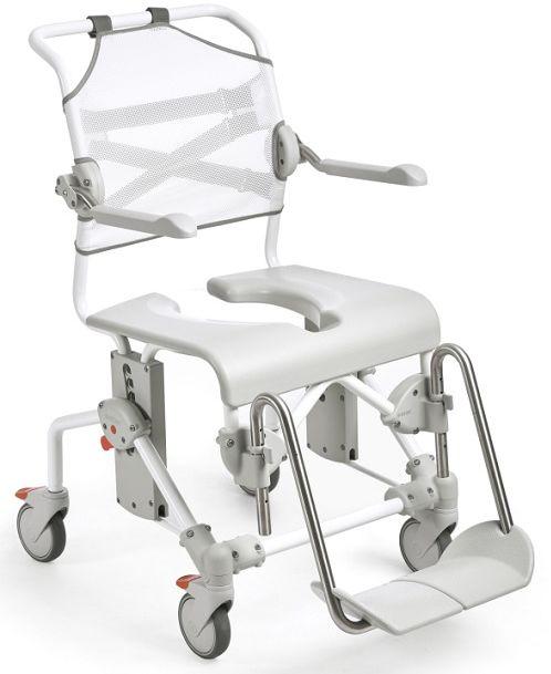 """Wózek sanitarny toaletowo-prysznicowy SWIFT MOBILE 2 Etac (5"""" koła)"""