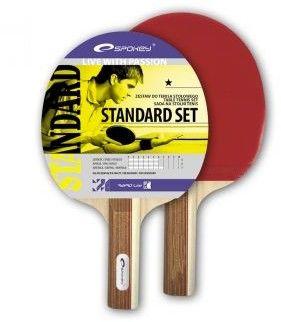 Zestaw do tenisa stołowego STANDARD SET 81813