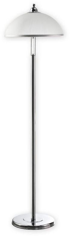 Flex lampa podłogowa 1 pł. / chrom