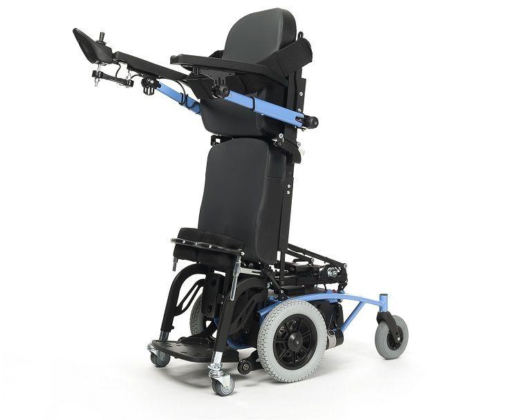 Elektryczny wózek inwalidzki NAVIX SU (z pionizacją) Vermeiren