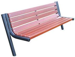 Parkowa ławka do uziemienia Davos
