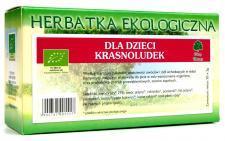 Herbatka DLA DZIECI KRASNOLUDEK BIO (25x 2 g) Dary Natury
