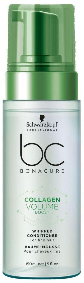 Schwarzkopf BC Collagen Volume Boost Whipped kremowa odżywka na nadająca objętość włosom 150ml