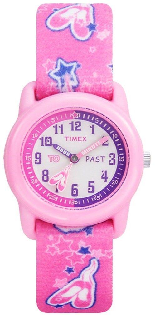 Zegarek Timex T7B151 Time Teacher Kids Analog - CENA DO NEGOCJACJI - DOSTAWA DHL GRATIS, KUPUJ BEZ RYZYKA - 100 dni na zwrot, możliwość wygrawerowania dowolnego tekstu.