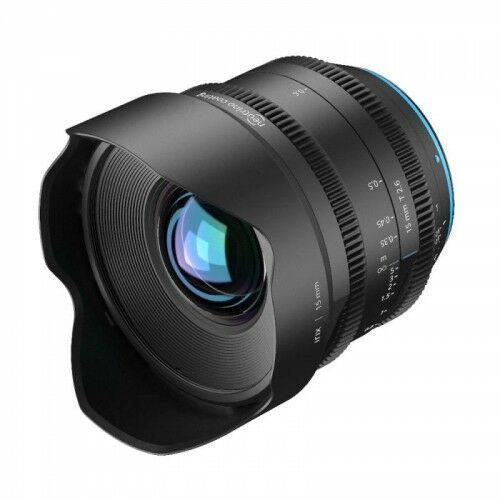 Irix Cine 15mm T2.6 do Sony E Metric
