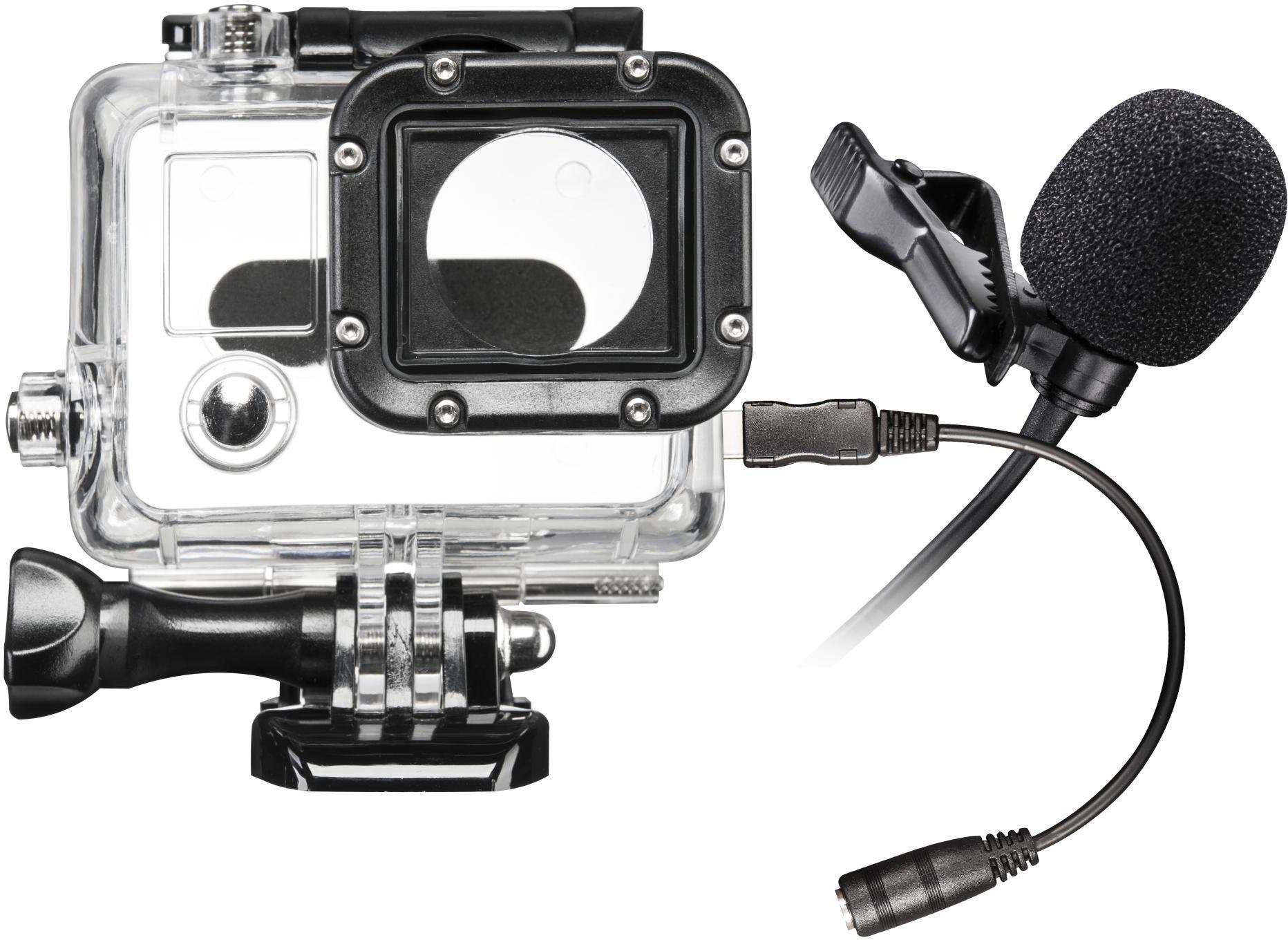 Mantona Zestaw dźwiękowy do GoPro Hero 3