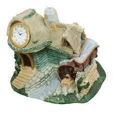 Zegar ceramiczny domek D1