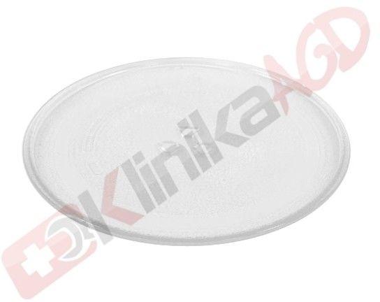 Talerz szklany 25.5cm do kuchenki mikrofalowej Daewoo