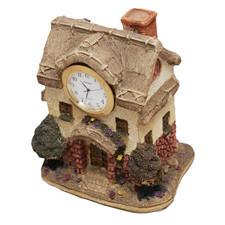 Zegar ceramiczny domek D2