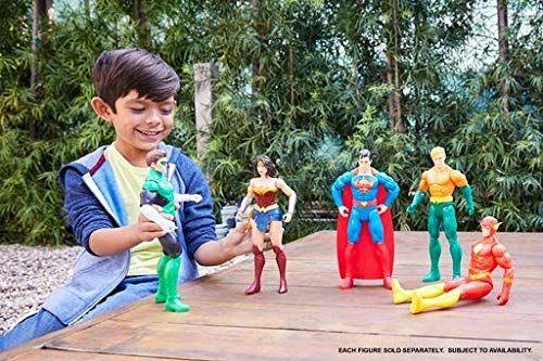 Mattel - Justice League 365 - 12 Basic Figure Assortment (DC)