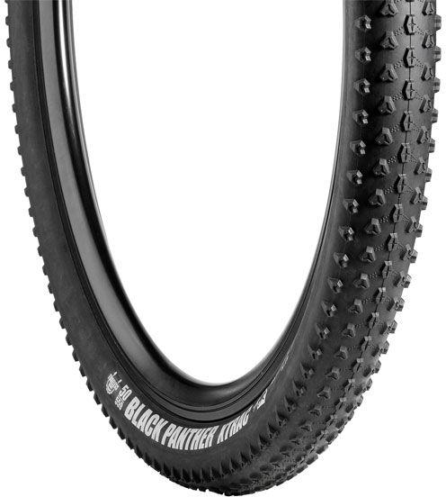 VREDESTEIN BLACK PANTHER XTRAC Opona rowerowa mtb 29x2.20 (55-622) TUBELESS READY TPI120 625g czarna VRD-29210,8714692271748