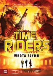 Time Riders - Wrota Rzymu - Ebook.
