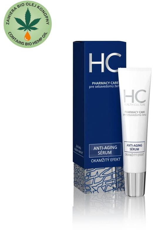 HC Premium line serum anti-aging z peruwiańskim olejem Inca Inchi Sacha Inchi